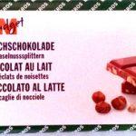 Chocolat au lait aux éclats de noisettes