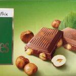 Chocolat aux noisettes