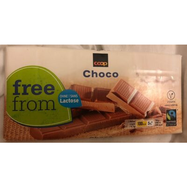 Chocolat free from
