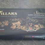 Chocolat noir suisse au nougat