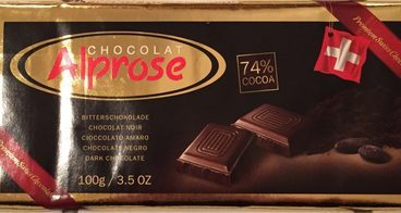 Chocolate Alprose Oscuro