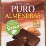 Chocolate Puro Almendras