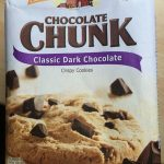 Chocolate chunk classic dark chocolate crispy Cookies