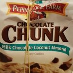 Chocolate chunk milk chocolate coconut almond
