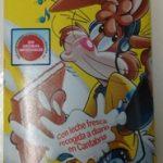 Chocolate con leche relleno de leche