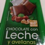 Chocolate con leche y avellanas Alipende