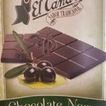 Chocolate negro con aceite de oliva