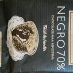 Chocolate negro para repostería fácil de fundir