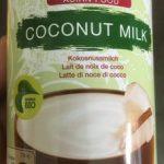 ChopStick : Lait de noix de coco