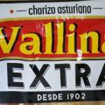 Chorizo asturiano vallina extra