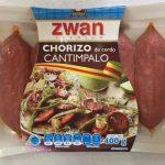 Chorizo de cerdo Cantimpalo