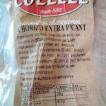 Chorizo extra picant