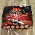 Chorizo picante extra