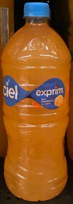 Ciel Exprim sabor Mandarina con Gajos