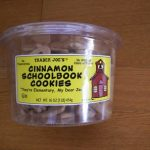 Cinnamon Schoolbook Cookies