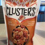 Clusters Crunchy Granola Caramel & Chocolat