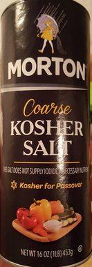 Coarse Kosher Salt