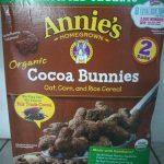 Cocoa bunnies