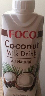 Coconut Milk Drink