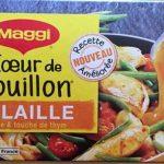 Coeur de bouillon - Volaille