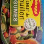 Coeur de bouillon legumes