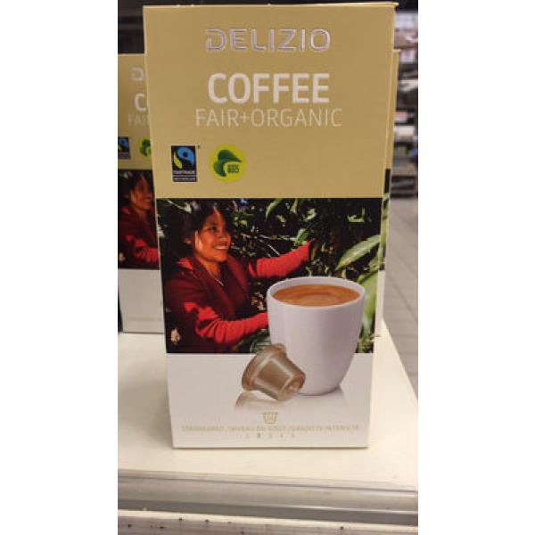 Coffee Fair + Organic