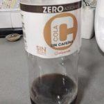 Cola zero sin cafeína