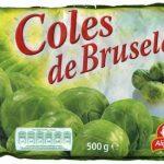 """Coles de Bruselas congeladas """"Alipende"""""""