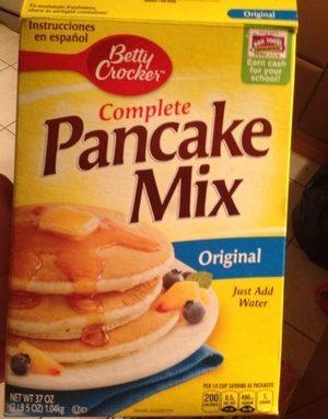 Complete pancake mix original