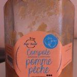 Compote Pomme Peche