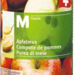Compote de pommes M-Classic
