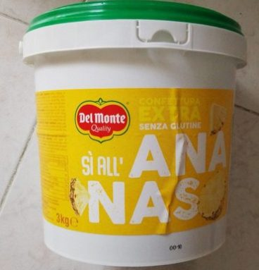 Confiture Ananas
