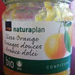 Confiture Oranges Douces Bio