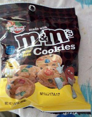 Cookie Bite Size