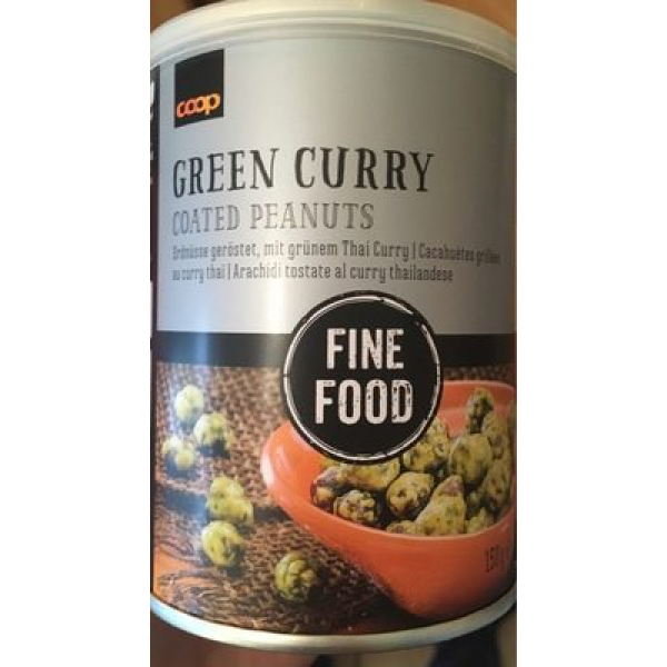 Coop Fine Food Green Curry