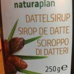 Coop Naturaplan Bio Dattelsirup