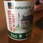 Coop Naturaplan Bio Hüttentee