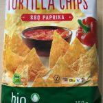 Coop Naturaplan Bio Tortilla Chips BBQ Paprika
