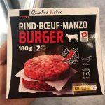 Coop beef burger hot&smokey