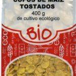Copos de Maíz tostados de cultivo ecológico