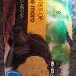 Coquetes de blat de moro xocolata negra