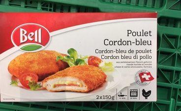 Cordon-bleu de poulet