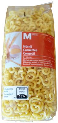Cornettes M-Classic