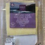Cornish Cove Cheddar Slices