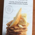 Cornish cruncher and pear biscuits
