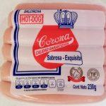 Corona Salchicha Hot Dog
