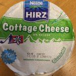 Cottage cheese à la ciboulette