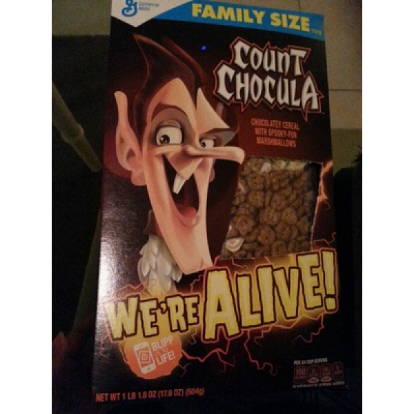 Count Chocula (family size)