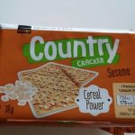 Country cracker sésame