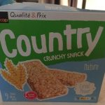 Country crunchy snack